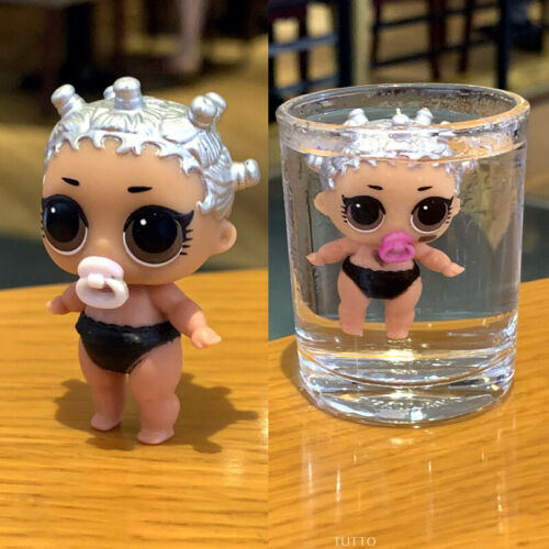 LOT 2 LOL Surprise LiL Sisters L.O.L HIP HOP CLUB SERIES 2  dollS  figure SDUS1