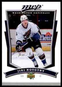 2007-08-Upper-Deck-MVP-Jiri-Novotny-76