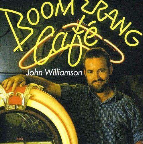 1 of 1 - John Williamson - Boomerang Cafe [New CD] SEALED