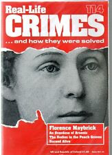 Real-Life Crimes Magazine - Part 114
