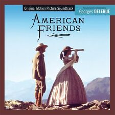 AMERICAN FRIENDS (MUSIQUE DE FILM) - GEORGES DELERUE (CD)