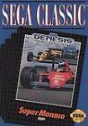 Super Monaco GP (Sega Genesis, 1990)