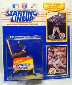 1990  JEROME WALTON - Starting Lineup - SLU - Sports Figurine - CHICAGO CUBS