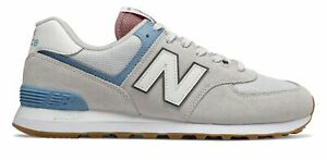 New Balance Men's 574 Essentials Shoes Grey