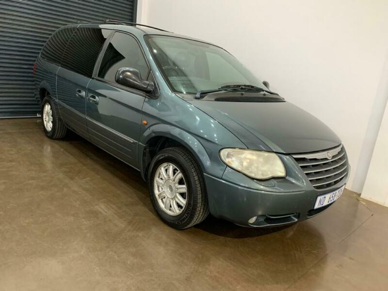 2006 Chrysler Grand Voyager 3.3 LX AUTO