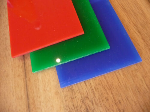 52,00€//m² Farben und Größen Plexiglas® Platte Zuschnitt GS getönt vers
