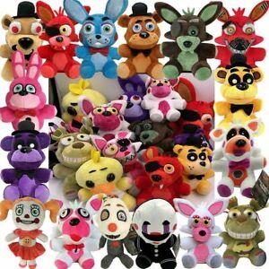 7-034-Five-Nights-at-Freddy-039-s-FNAF-Horror-Plush-Doll-Stuffed-Toy-Kid-Gift-Christmas