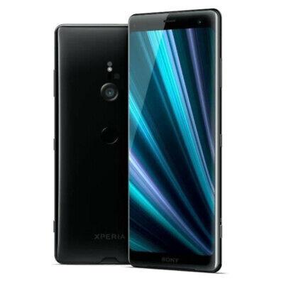 Sony Xperia Xz3 64gb Black Verizon Smartphone Very Good Condition Ebay