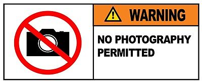 Sign Self Adhesive Removable Vinyl Sticker WARNING HEAVY OBJECT 2 x