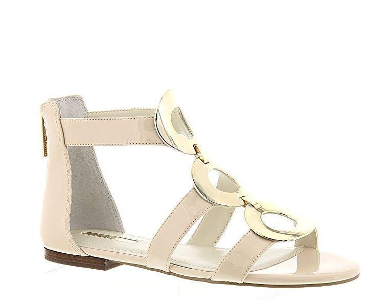 BCBGeneration Faroh Embellished Flat Sandals (6 US donna, donna, donna, NUDE BLUSH) 2e86dc