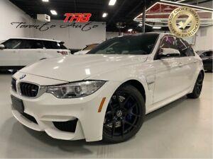 2017 BMW M3 SEDAN I CARBON FIBRE I NAV I CAM I COMING SOON