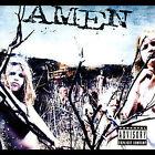 Amen [Bonus Tracks] by Amen (CD, Aug-2007, Metal Mind Productions)