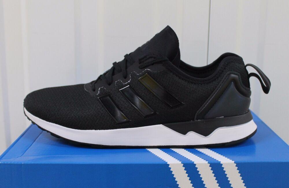Hommes, S Adidas Zx Flux ADV noir AQ3350 Entièrement neuf dans sa boîte 30-