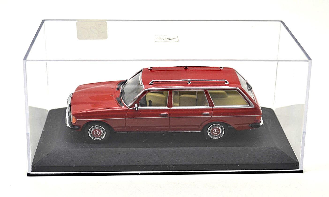 Minichamps  1 43    Mercedes-Benz 200 T - Kombiwagen   W123  - rot    Billiger als der Preis