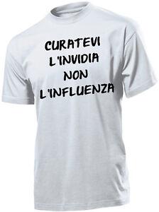 T Shirt T Shirt Uomo Divertente Happiness Curatevi L Invidia Non L