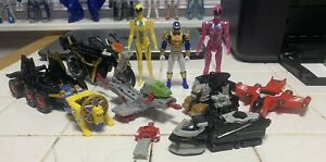 Power Rangers MIX LOT' FIGURES.