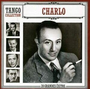 Charlo-Tango-Collection-New-CD-Argentina-Import