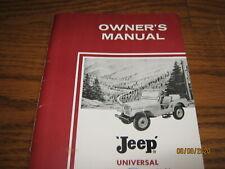 1969 Jeep Cj 5 Cj 6 Dj 5 Dj 6 4 Cyl V6 69 Wiring Guide Chart Diagram Ebay