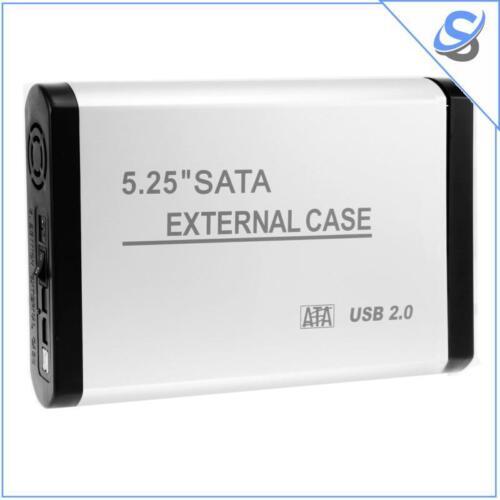 5.25 inchh USB 2.0 SATA Hard Drive Enclosure