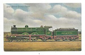 Great-Central-Express-Engine-Circa-1908