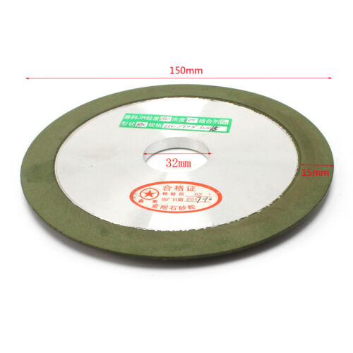 Resin Diamond Grinding Wheel 4 5 6inch Carbide Grinder Disc Cutter Sparpener 1pc