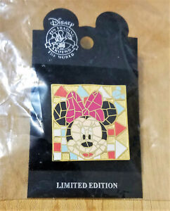 Disney WDW Angel Minnie Mouse Surprise Release Pin