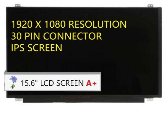 LED for LG PHILIPS LP156WF6(SP)(B5) LCD LP156WF6-SPB5 LP156WF4(SP)(XX) IPS 1080P