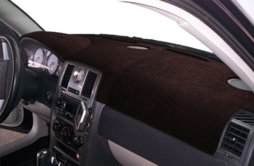 Fits Acura MDX 2014-2019 w//FCW Sedona Suede Dash Board Cover Mat Black