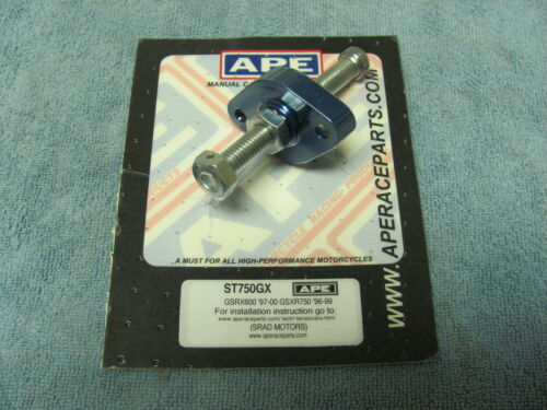 1 Manual Cam Chain Tensioner Suzuki 1997 1998 1999 2000 GSXR600 APE ST750GX