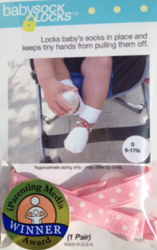 S and L sizes Accessory for girls//boys gift item Baby Socks Locks