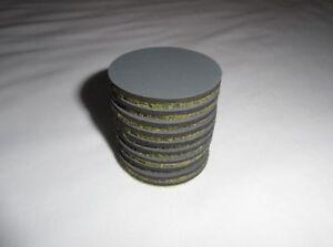 10-Pack-of-Yellow-Resurfacing-Pads-for-Disc-Repair-Machines-fits-RTI-Eco-Smart