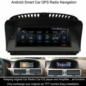 88 Android 81 Touch Car Gps For Bmw 7 Series E65 E66 2003 2008