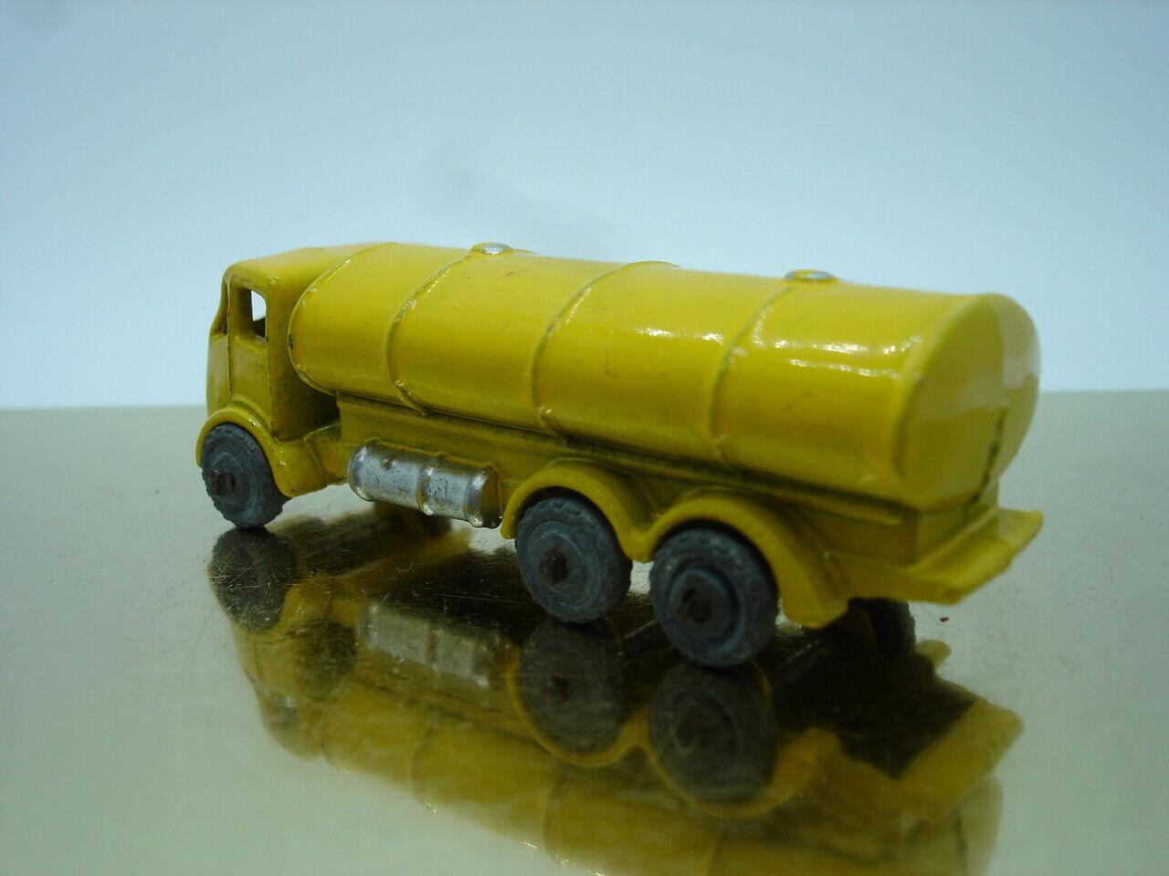 lo último Matchbox 1-75 Moko Lesney nº 11 a petrol petrol petrol petrolero amarillo 1955 53mm metallr  precios mas bajos