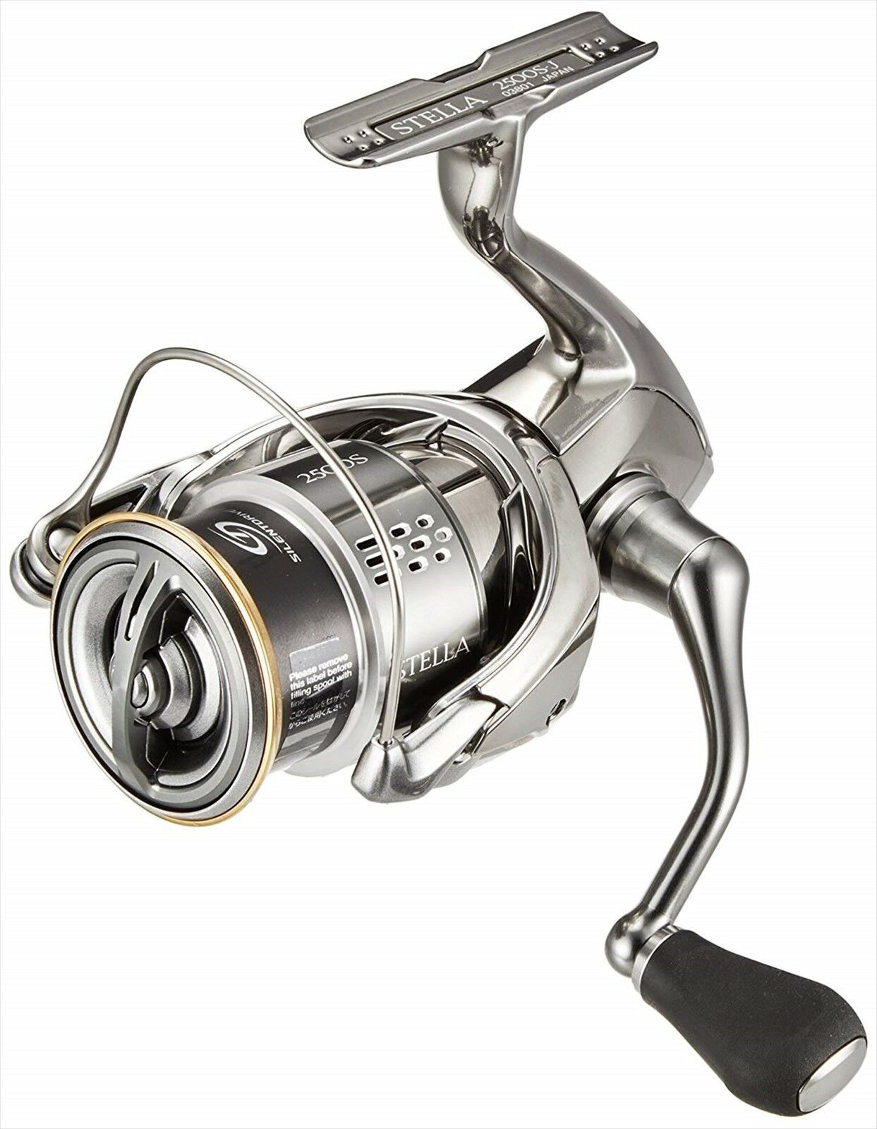 Shimano reel spinning reel  18 Stella 2500S Fishing Goods genuine from JAPAN NEW  10 days return
