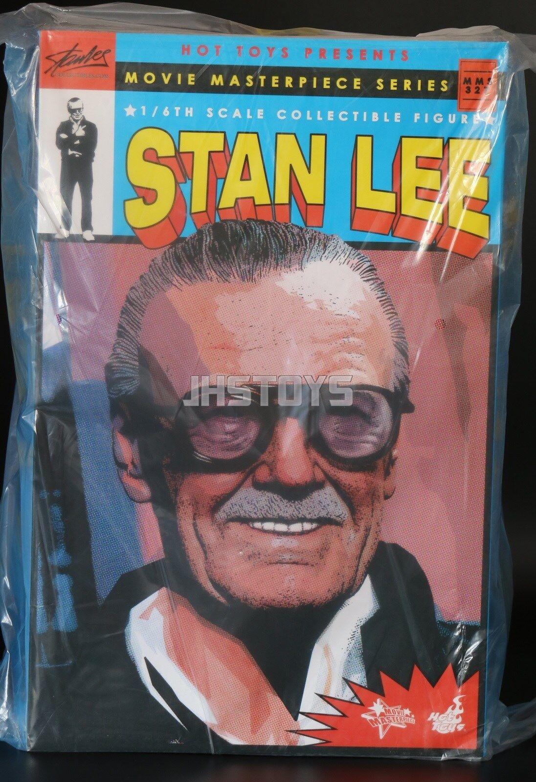 Hot Toys 1 6 Stan Lee MMS327 Japan