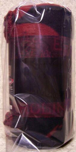"Blanket Fleece Throw NCAA Carolina Gamecocks NEW 50""x60"" with protective sleeve"