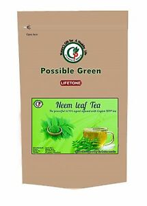 Details about Neem leaf Herbal tea,Rapid Healthy Weight Loss,Immune system  boost