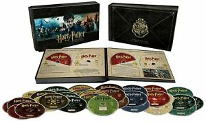 Harry-Potter-Hogwarts-Collection-31-Disc-Set-Blu-ray-DVD-BRAND-NEW