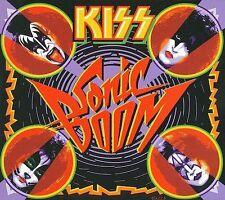 Sonic Boom [Box] by Kiss (CD, Apr-2010, 3 Discs, Kiss Records)