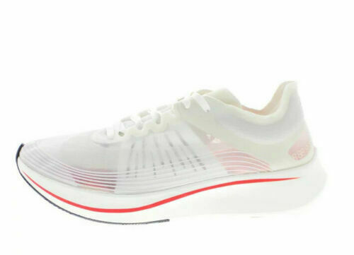 Nike Mens Zoom Fly SP Size 8 White Sail