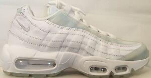 Nike Air Max 95 White Ice Pure Platinum 918413 100