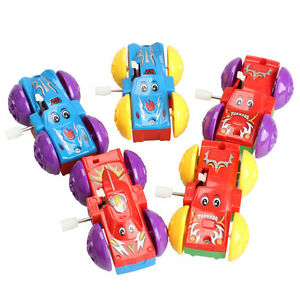 Somersault-Bounce-Cars-Two-sided-Pattern-Clockwork-Funny-Kids-Children-Toys-Gift