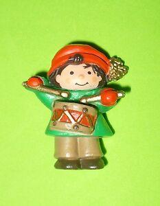 Christmas Drummer Boy.Details About Vintage Hallmark Christmas Drummer Boy Plastic Pin Vgc