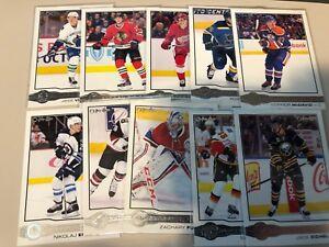 2015-16-Upper-Deck-Series-2-OPC-Glossy-Rookies-Set-R1-10-Connor-McDavid-RC-Domi