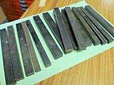 50 Picas Letterpress Printing Lock Up Spacing Variety Wood Furniture For Press