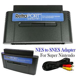 NES-to-SNES-Game-Retroport-Converter-Adapter-Cartridge-for-Super-Nintendo-SNES