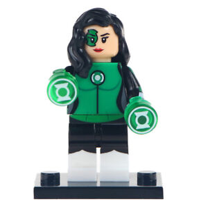 Jessica-Cruz-Marvel-DC-Green-Lantern-Minifigure-Brand-New-amp-Sealed-Kids-Gift