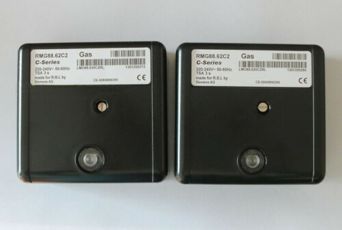 Control Box R.B.L RMG88.62C2 for Riello Burner Controller Replace RMG88.62A2
