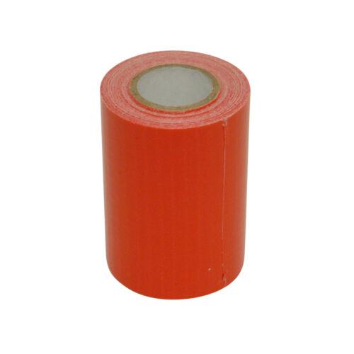 x 15 ft. JVCC REPAIR-2HD Leather /& Vinyl Repair Tape 3 in Red