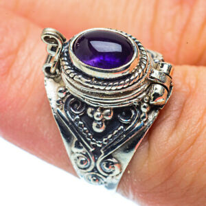 Amethyst-925-Sterling-Silver-Ring-Size-7-25-Ana-Co-Jewelry-R36037F
